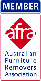 Pittwater Removals is a proud AFRA (Australian Furniture Removers Association) Member