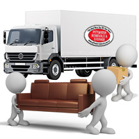 Removals - 3 Men and a Truck