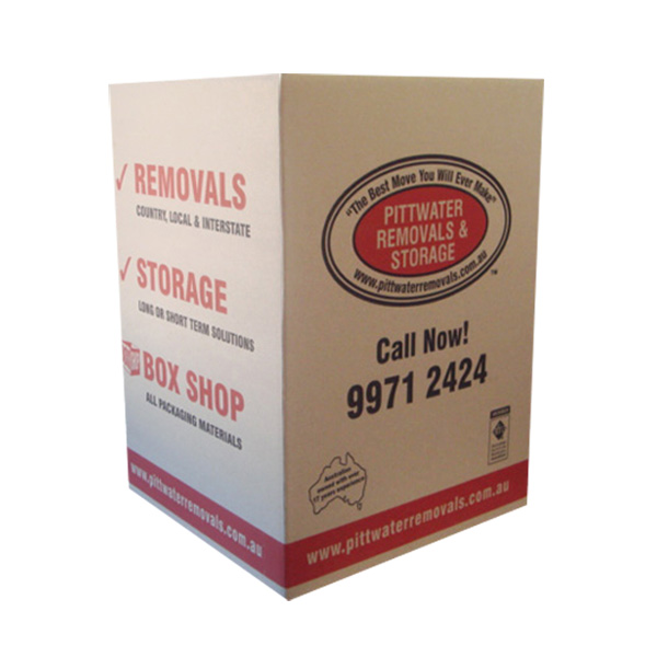 Large Removalist Boxes