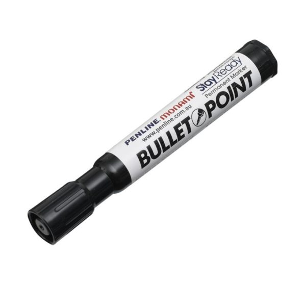 Bullet Point Marker pens - Pittwater Removals & Storage
