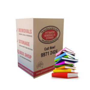 Pittwater Removals - Book Boxes For Sale