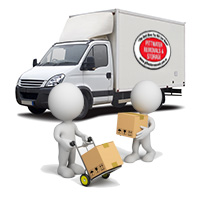 Removals - Two Men and a Truck